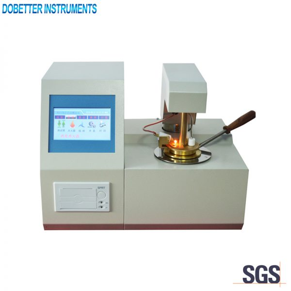 SDB-261E Automatic PMCC Flash Point Tester