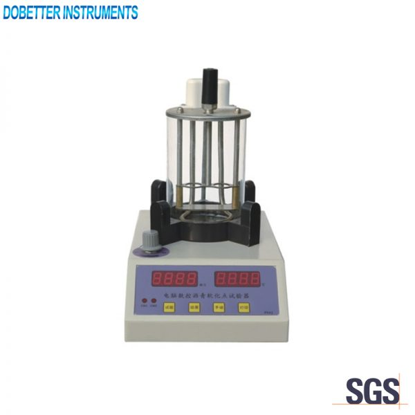 SDB-2806D/E Softening Point Tester