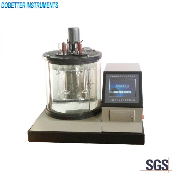 SDB-265B-1 Kinematic Viscosity Test Bath