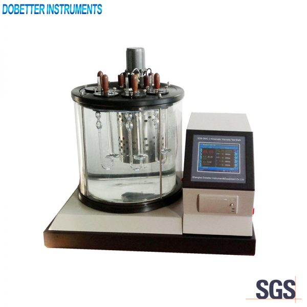 SDB-265C-3 Kinematic Viscosity Test Bath