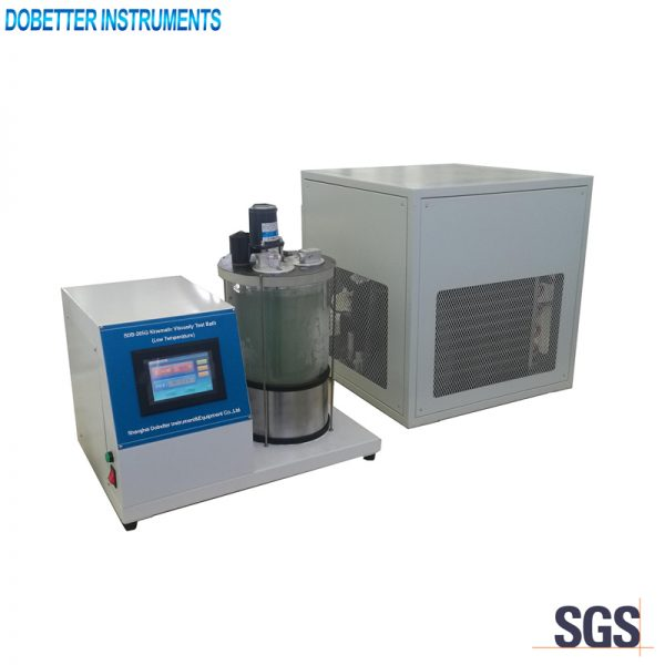 SDB-265G Low Tempertature Kinematic Viscosity Test Bath