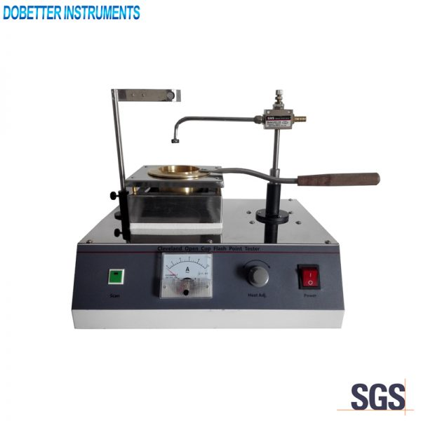 SDB-3536 COC Flash Point Tester