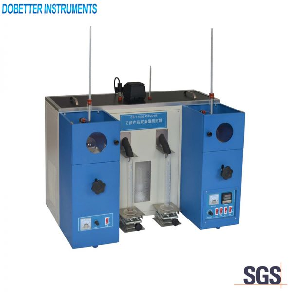 SDB-6536BC Lab Distillation Apparatus(Double Unit)