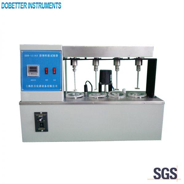SDB-11143-4 Lubricating Oils Rust-preventing Characteristics Tester
