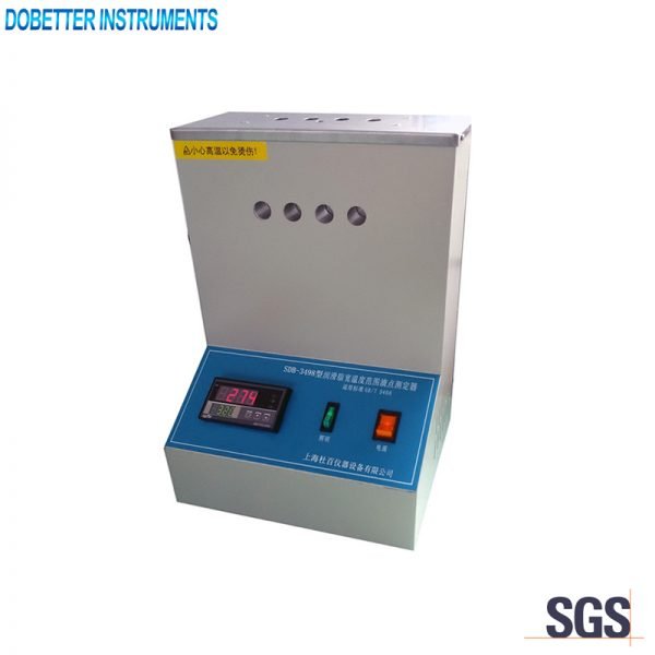 SDB-3498 Lubricating Grease Dropping Point Tester (Over Wide Temperature Range)
