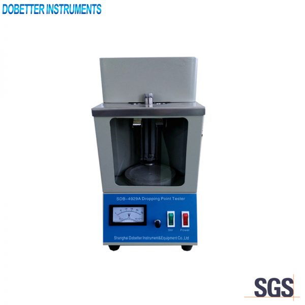 SDB-4929A Dropping Point Tester