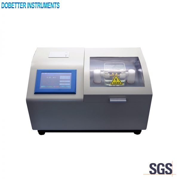 SDB-507 Insulating Oil Breakdown Voltage Tester