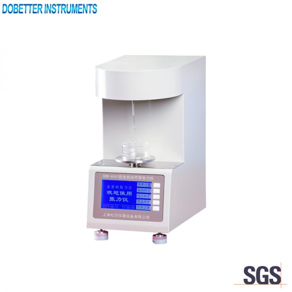 SDB-6541 Automatic Interfacial Tension Tester