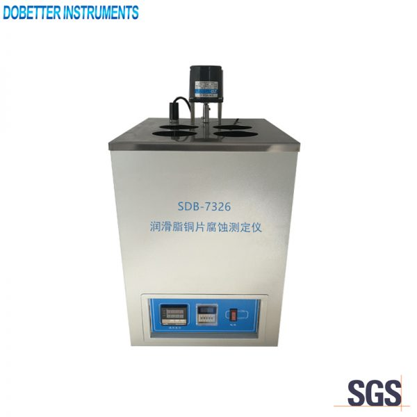SDB-7326 Lubricating Grease Copper Corrosion Tester