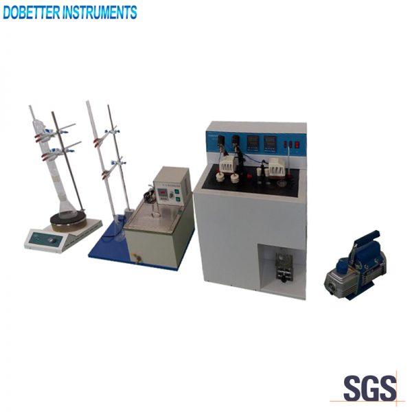 SDB-7550 Crude Oil Wax, Gum and Asphaltene Tester