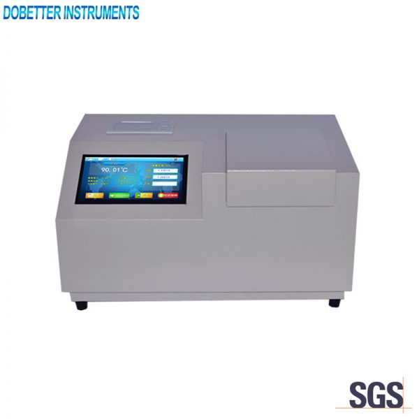SDB-421 Insulating Liquids Relative Permittivity, Dielectric Dissipation Factor and D.C. Resistivity Tester