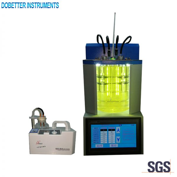 SDB-265H-2 Automatic Kinematic Viscosity Test Bath