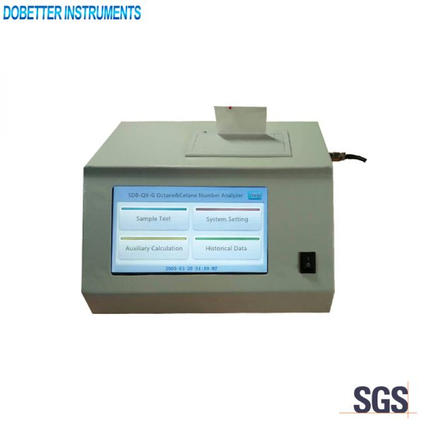 SDB-QX-G Octane Number and Cetane Number Analyzer