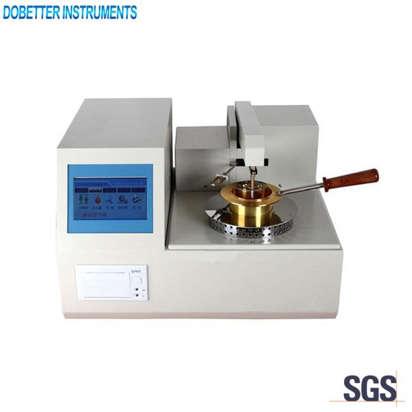 SDB-3536E Automatic COC Flash Point Tester
