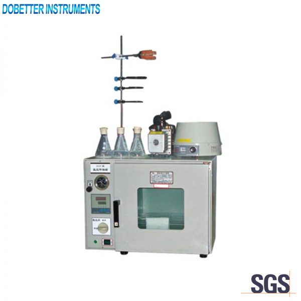 SDB-0615-1 Optional Accessories of Wax Content Tester