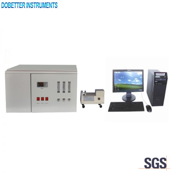 SDB-0689 Ultraviolet Fluorescence Total Sulfur Analyzer