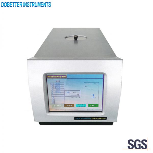 SDB-17040 X-ray Fluorescence Sulfur-in-Oil Analyzer