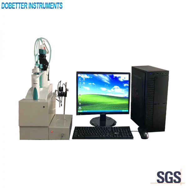 SDB-264B Automatic Total Acid and Base Number Analyzer