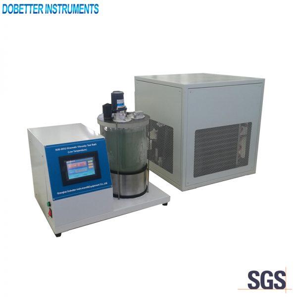 SDB-265G Low Tempertature Kinematic Viscosity Test Bath