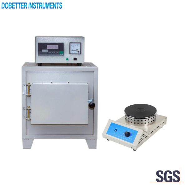 SDB-508 Ash Content Tester