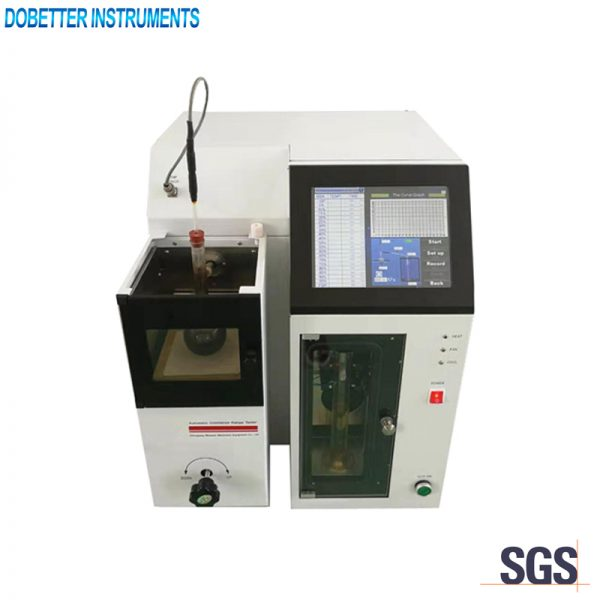 SDB-6536D Automatic Distillation Unit