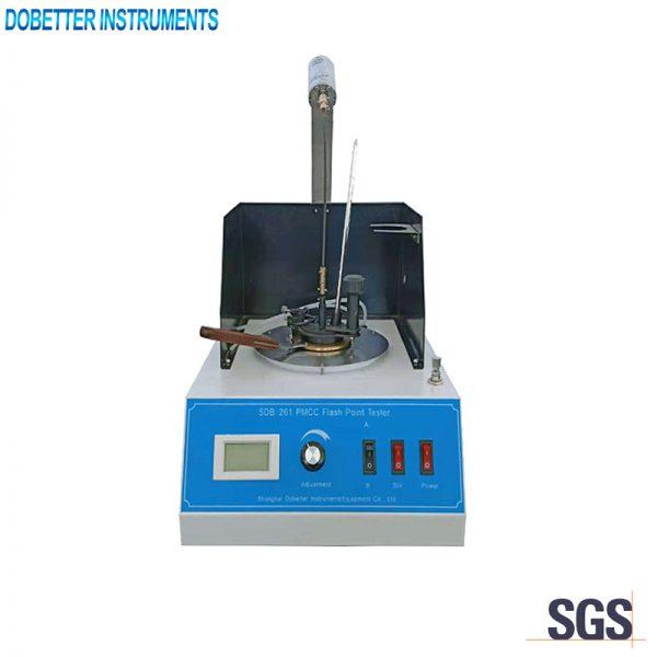 SDB-261 PMCC Flash Point Tester